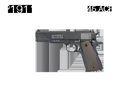 Пистолет P1911