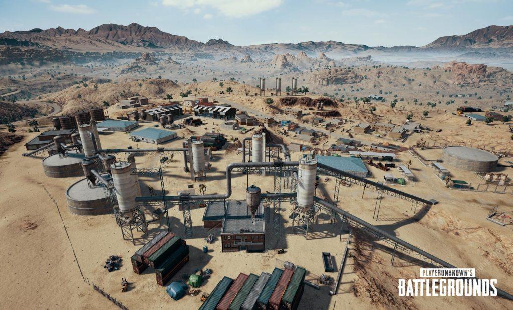 Разработчики официально представили новую карту