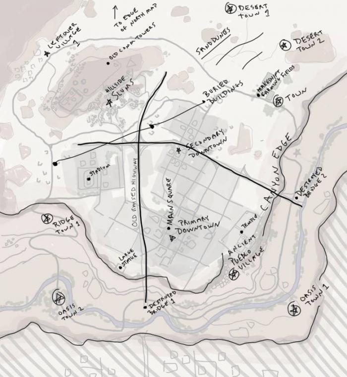 Новая карта PUBG