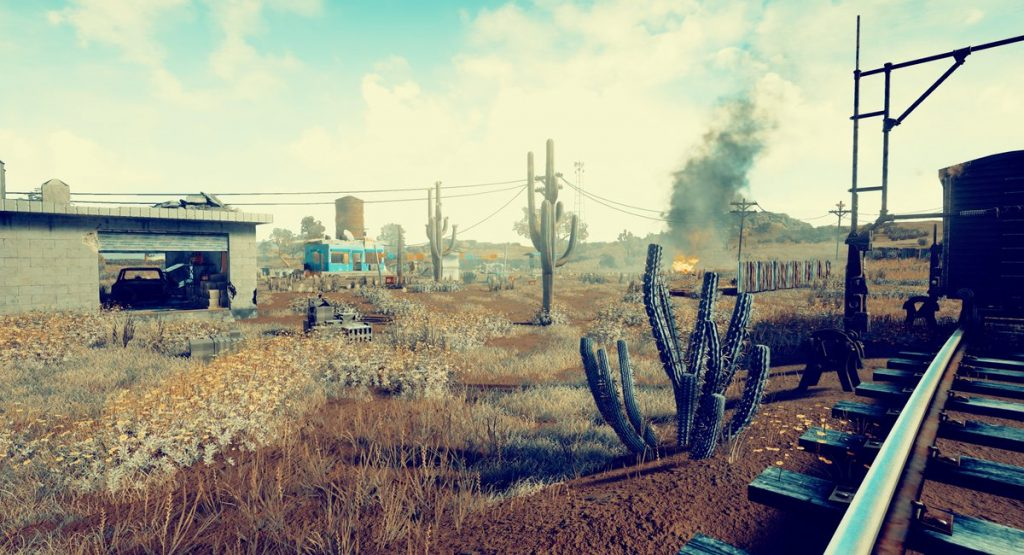 новая карта playerunknown's battlegrounds
