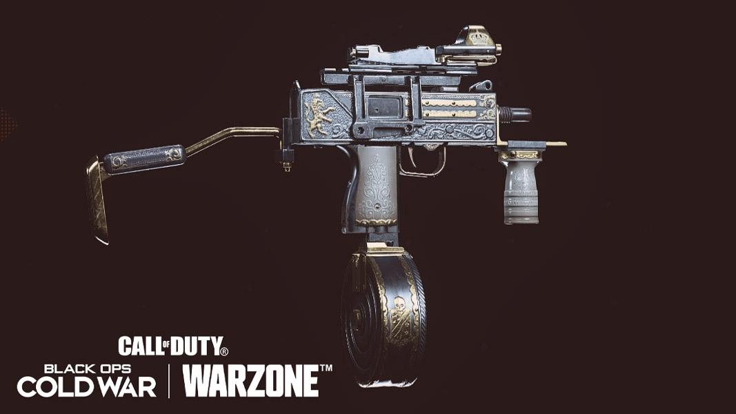 Gallantry для MAC-10