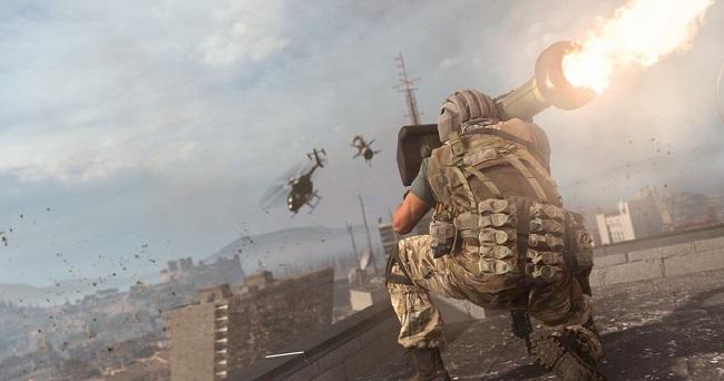 читами в Call of Duty: Warzone